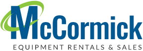 McCormick Equipment Rental & Sales Logo